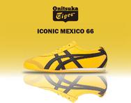 标志性型号MEXICO 66