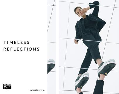 LAWNSHIP 2.0和GSM鞋款初春上市|型无止镜