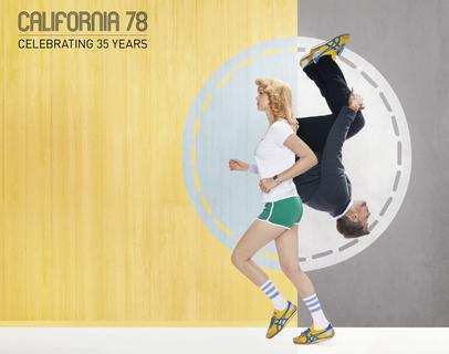 Onitsuka Tiger CALIFORNIA 78 歡慶35周年