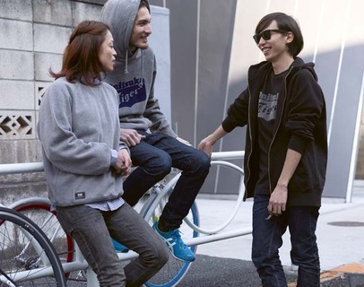 ONITSUKA TIGER INTRODUCES AUTUMN WINTER 2013 COLLECTION WITH 'MY TOWN MY TRACKS'