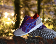 ONITSUKA TIGER AND HANON TEAM UP FOR AURORA BOREALIS SNEAKER