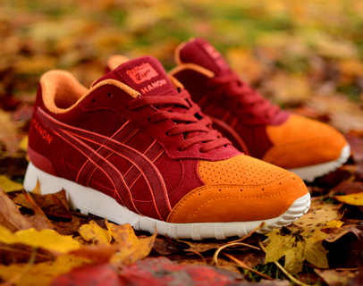 ONITSUKA TIGER AND HANON UNLEASH WILDCATS SNEAKER