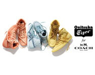 "【4/1発売】 ""Onitsuka Tiger for COACH"""