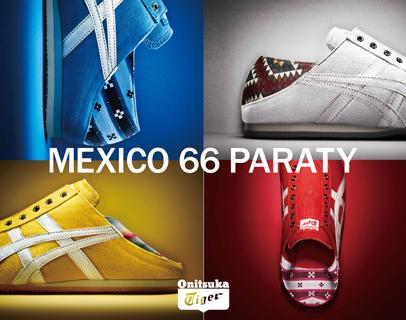 Onitsuka Tiger MEXICO 66 PARATY百搭懶人鞋