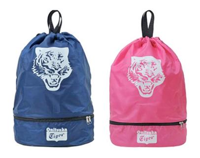Onitsuka Tiger 夏日限定包款  凡購買CURREO系列   即贈送經典虎顏束口後背袋