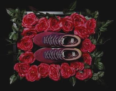 """【12/20店頭発売】mita sneakers コラボ第3弾 X-CALIBER """" DRIED ROSE """""""