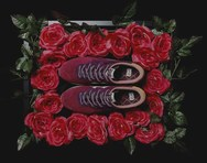 "【12/20店頭発売】mita sneakers コラボ第3弾 X-CALIBER "" DRIED ROSE """