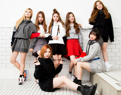 韓国ガールズグループSONAMOO(ソナム)のインタビュー公開!