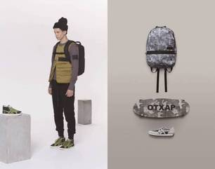 Onitsuka Tiger攜手義大利時裝設計師Andrea Pompilio 詮釋日系揉合歐式風格經典鞋款 演繹復刻運動時尚