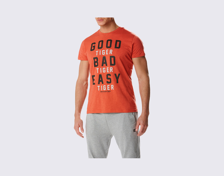 FASHION GOOD BAD EASY TIGER TEE